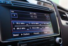 تصویر بهترین ضبط خودرو لمسی با صفحه نمایش بزرگ