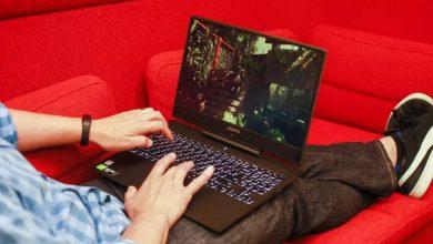 تصویر بررسی قیمت و خرید لپ تاپ گیمینگ لنوو legion y545 مدل D