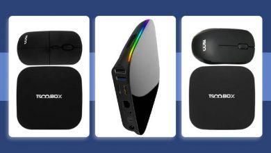 تصویر خرید اندروید باکس تسکو مدلهای TAB100 با قیمت مناسب