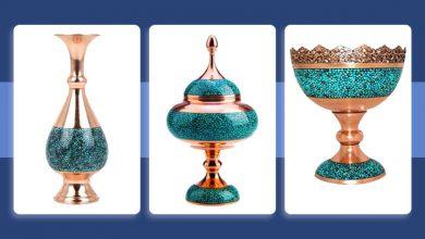 Photo of معرفی و خرید 10 مدل ظروف فیروزه کوب مسی با قیمت خوب