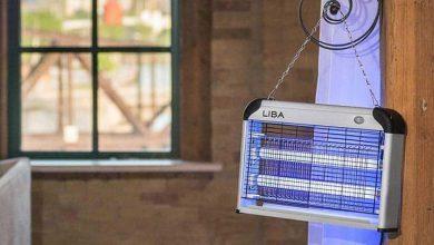 تصویر بهترین حشره کش برقی و دستگاه دفع حشرات موذی