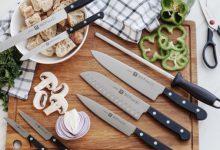 تصویر خرید 6 مدل از بهترین سرویس چاقو جیفینی با قیمت مناسب