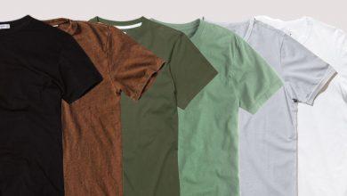 تصویر خرید زیرپوش مردانه آستین دار و رکابی مناسب تابستان