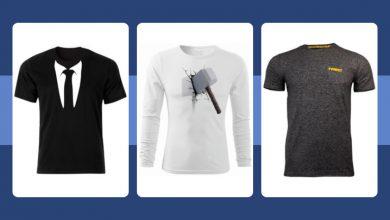 تصویر 7 مدل تیشرت مردانه مارک شیک و جدید با قیمت خوب