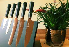 تصویر خرید 7 مدل سرویس چاقو آشپزخانه وینر با قیمت مناسب
