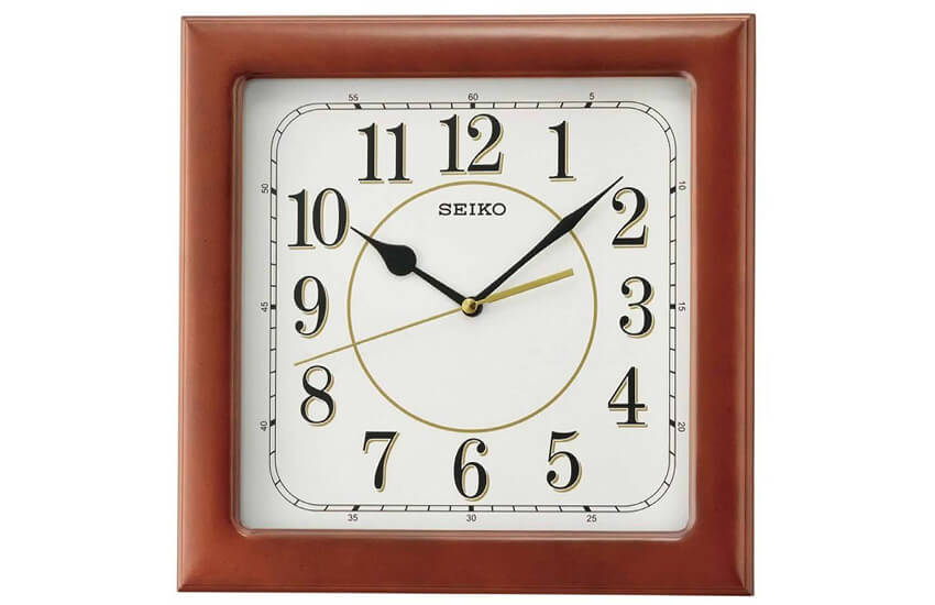 ساعت دیواری سیکو مدل QXA663BL