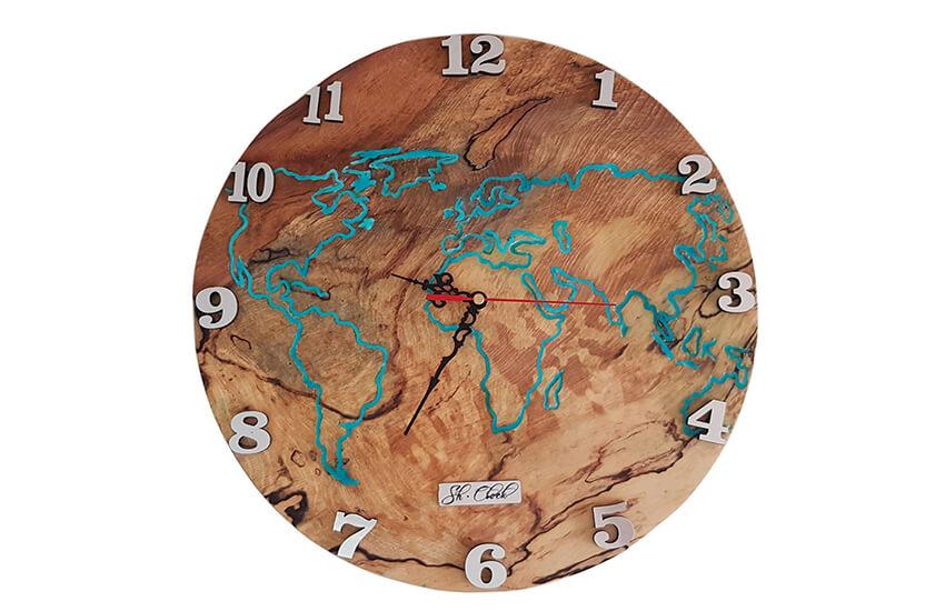 ساعت دیواری کد SH040