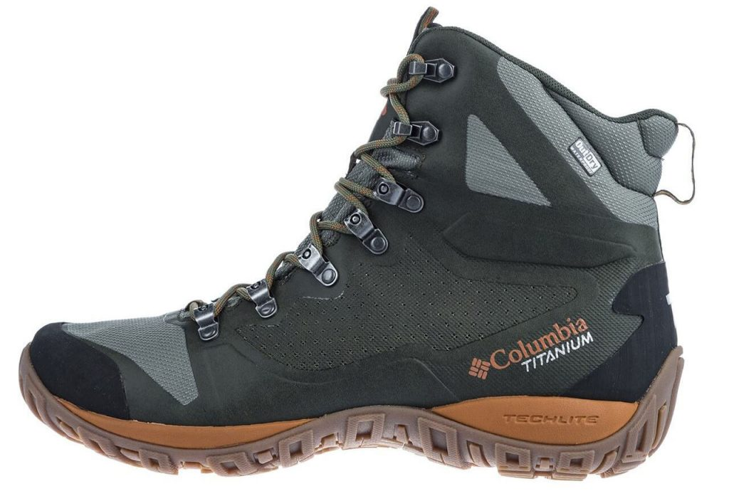 کفش کوهنوردی مردانه کلمبیا مدل Peakfreak Venture Titanium