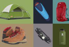 تصویر 13 وسیله ضروری که برای کوهنوردی و کمپینگ نیاز دارید