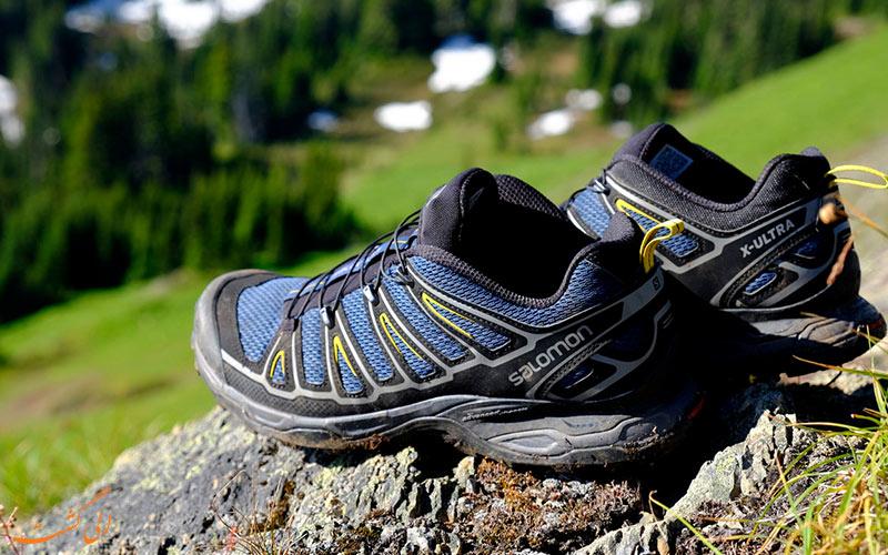 بهترین کفش برای دویدن طبیعت گردی