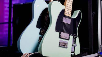 تصویر بررسی 7 مدل پر فروش گیتار الکتریک در بازار ایران