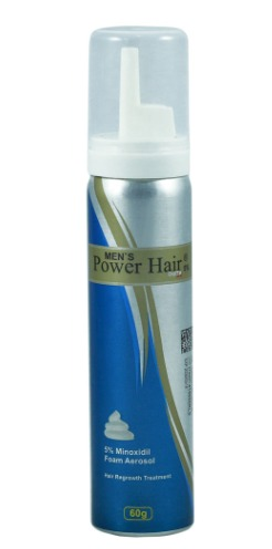 فوم محرک رشد مو مدل ماینو کسیدیل 5% حجم 60 گرم