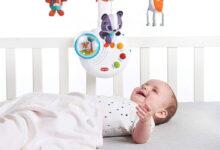 تصویر 7 مدل از بهترین آویز تخت نوزاد