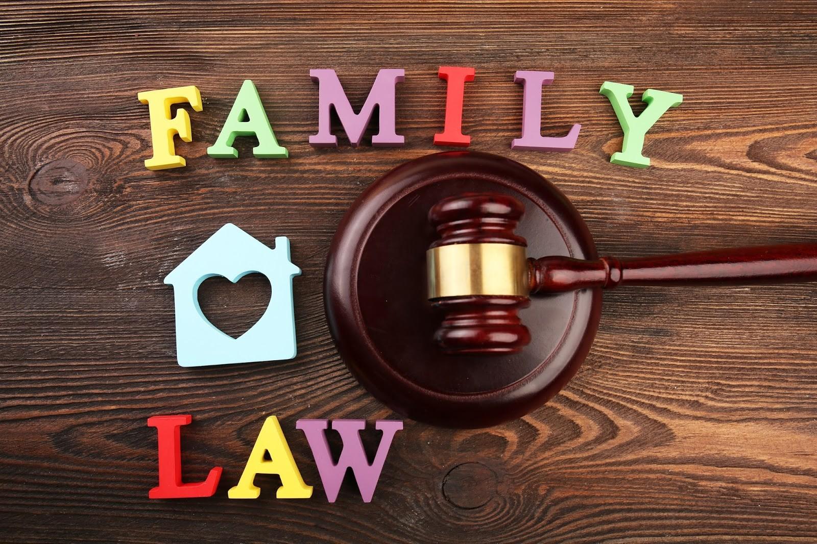 حضانت و ملاقات فرزندان مشترک زیر نظر وکیل خانواده